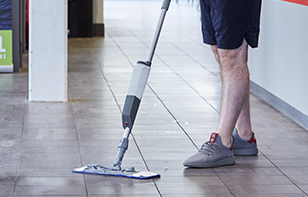 Rapid Response Mopping
