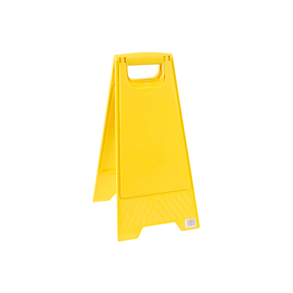 Blank Wet Floor Standard Safety Floor Sign