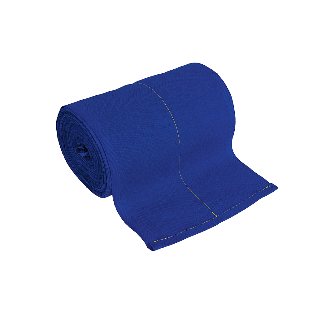 Blue Roller Towel