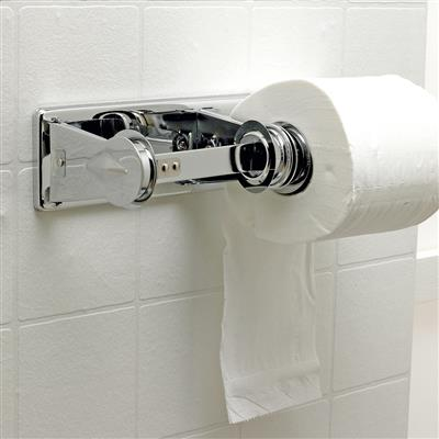 Double Toilet Roll Holder