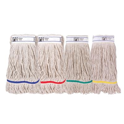 PY Stayflat Kentucky Colour Coded Mop 450g