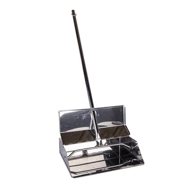 Stainless Steel Lobby Dustpan Only