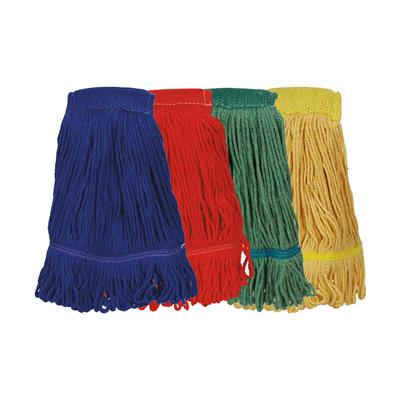 Coloured Hygiemix Kentucky Mop 450g
